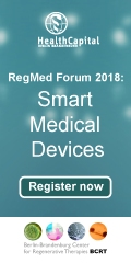 Picture Berlin Partner HealthCapital RegMed Forum 2018 October 120x240px