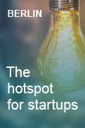 Picture Berlin Partner Hotspot for Startups 120x180px